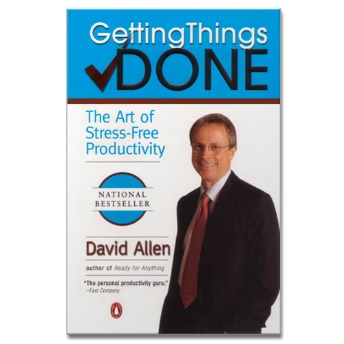 GTD Getting Things Done by David Allen Amazon